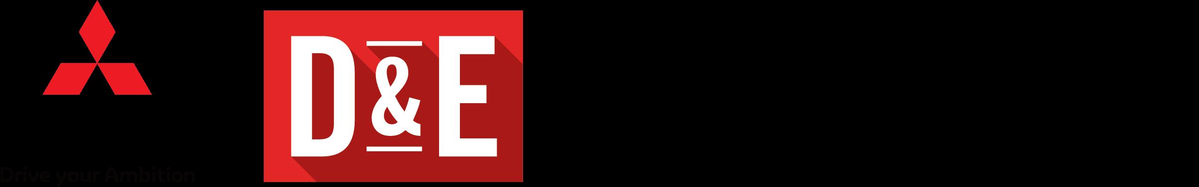 Download D&e Mitsubishi Logo - Mitsubishi Motors PNG Image with No