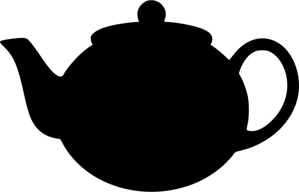 Open Teapot Png Vector - Alice In Wonderland Tea Pot ...