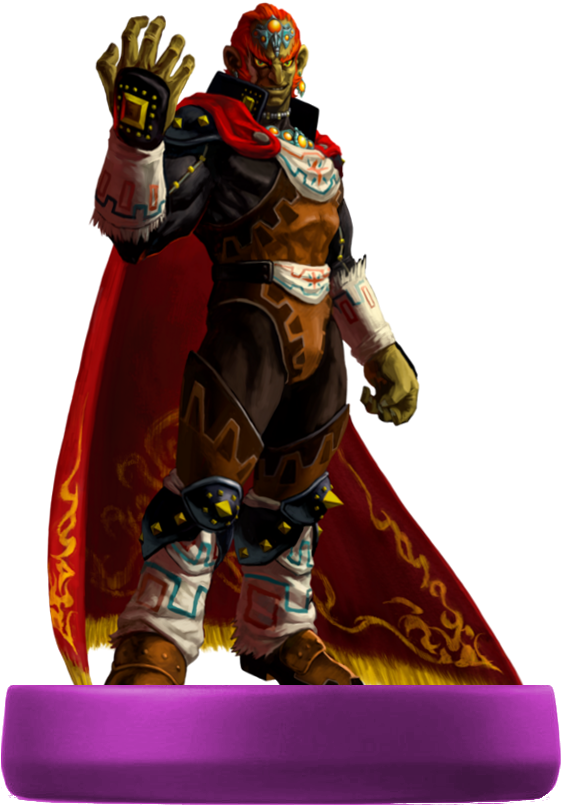 Download Sfw Ganondorf Amiibo Ganondorf Zelda Ocarina Of