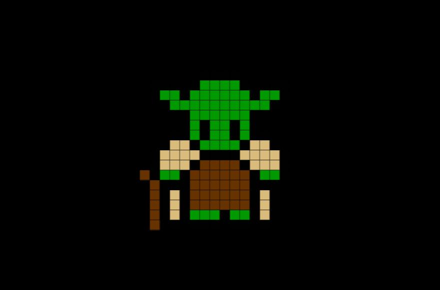 Download 8 Bit Frog Transparent Png Image With No Background