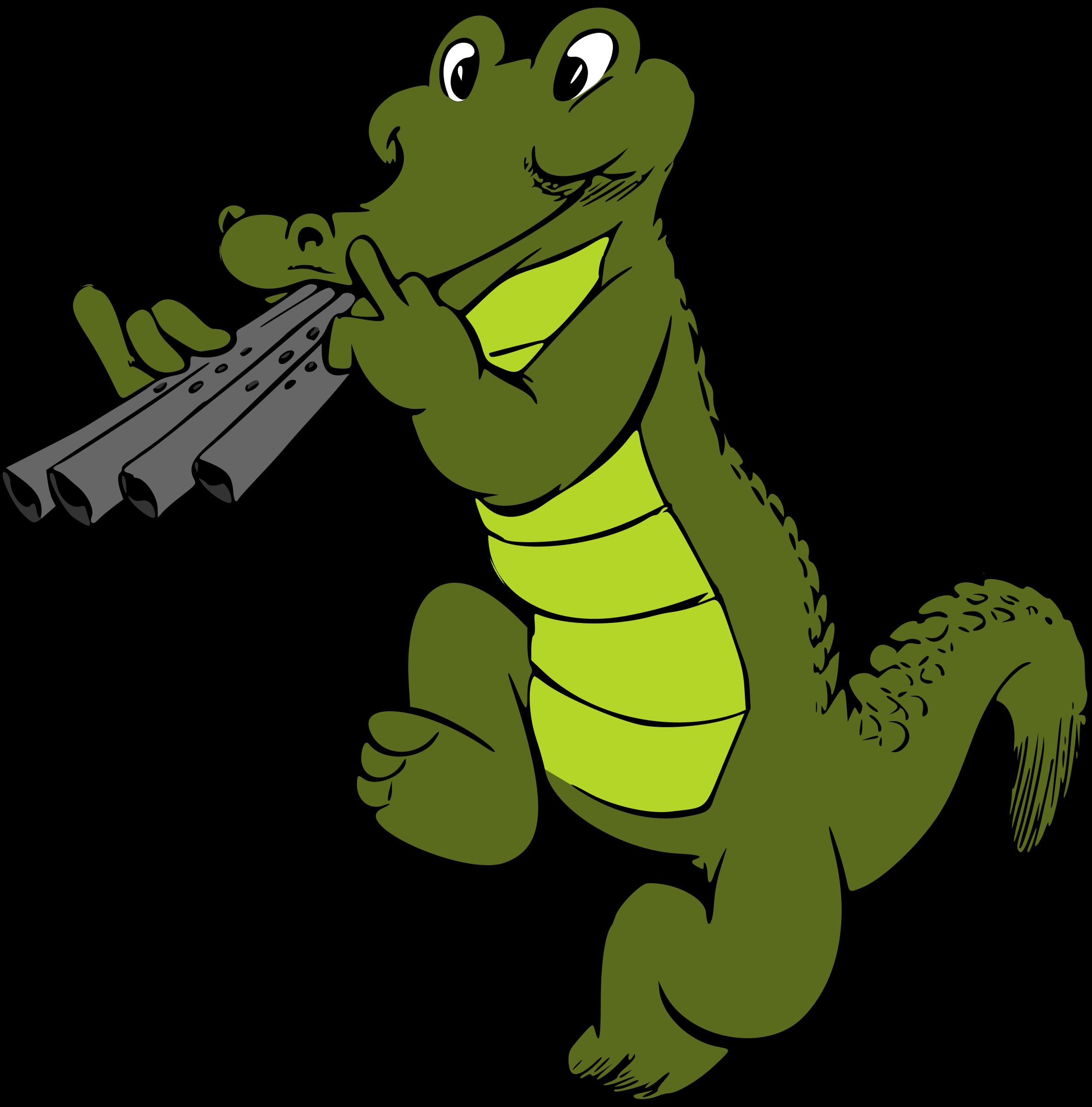 Фото дню, крокодил картинки нарисованные
