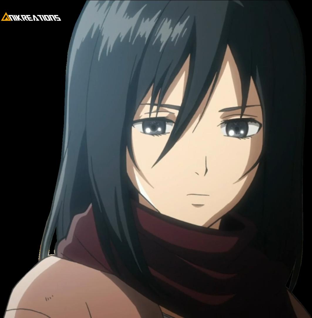 Mikasa Cute