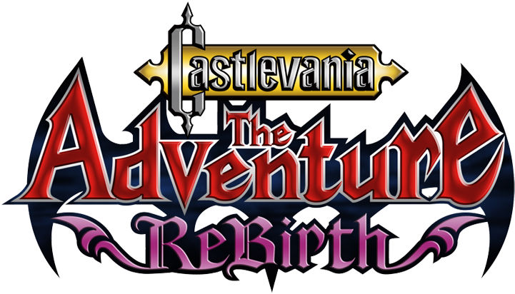 The Castlevania Series Is One Of My All Time Faves, - Castlevania Rebirth Logo (800x437), Png Download