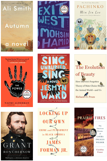 Top Ten Picks Of 2017 From The Editors Of The New York - Exit West By Mohsin Hamid (436x588), Png Download