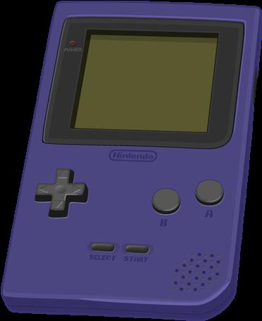 Download Banner Transparent Download Game Boy By Alex Design - Game