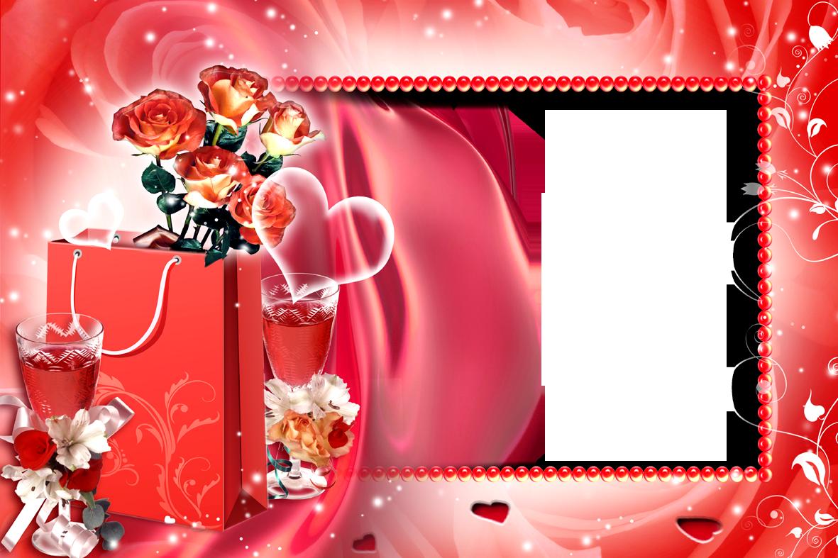 Love Frame Png Transparent Images 1293