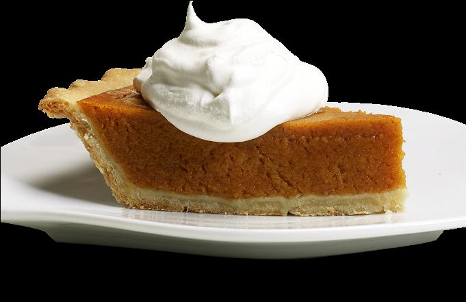 Pumpkin Pie (680x904), Png Download