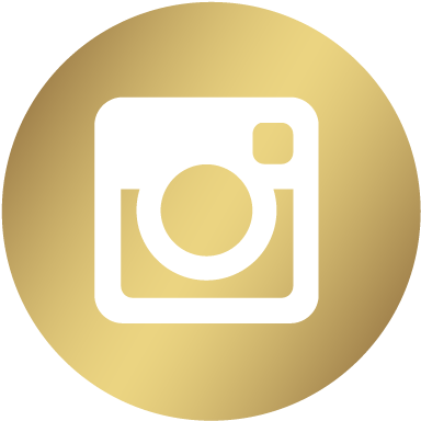 Image - Gold Instagram Icon Png (417x417), Png Download