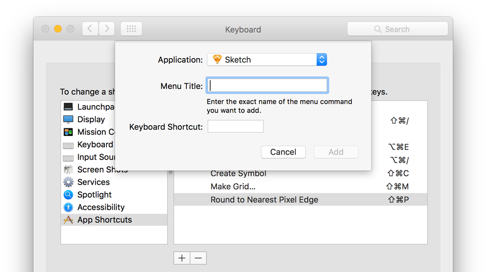 Download Create Custom Sketch Keyboard Shortcut Sketch App Distribute Horizontally Shortcut Png Image With No Background Pngkey Com