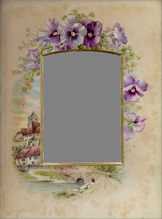 Открытки для, винтажная открытка в фотошоп