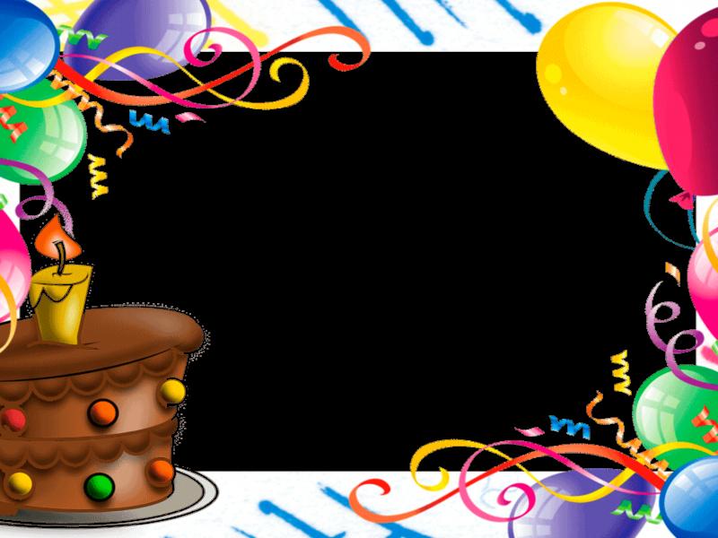 Первая картинка презентации с днем рождения
