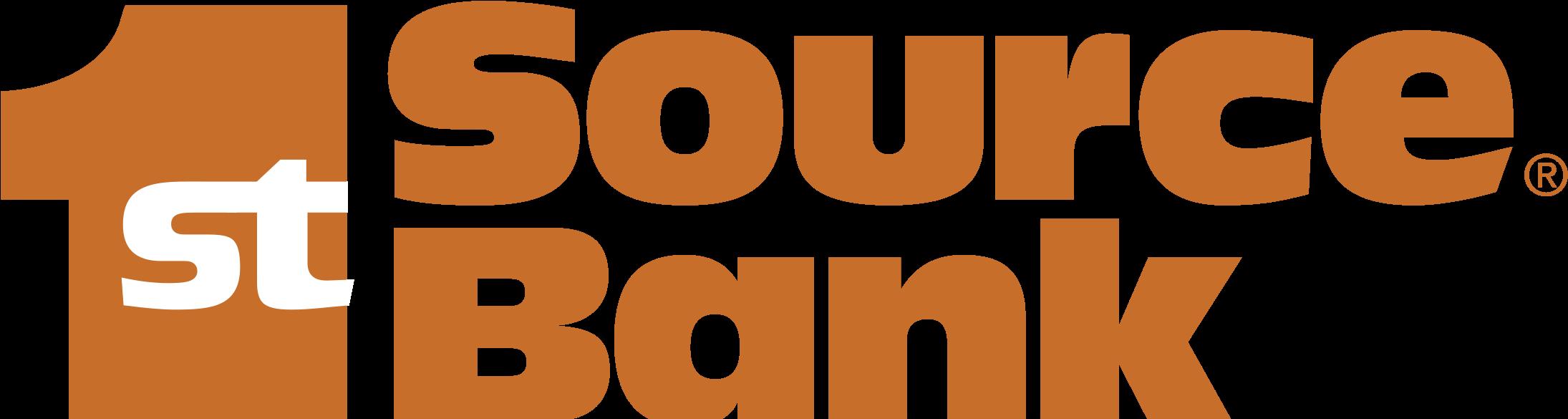 1st Source Bank Logo Png Transparent - 1st Source Bank Logo (2400x2400), Png Download