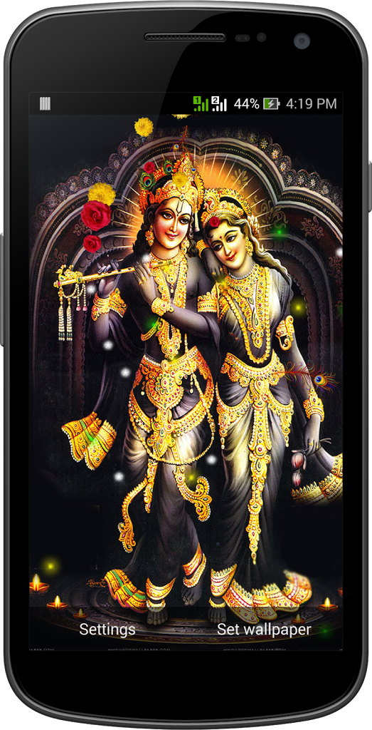 247 2476388 radhe krishna live wallpaper jai shree krishna good