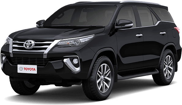 Download 7 20171002210027 - Toyota Fortuner 2018 Colors PNG