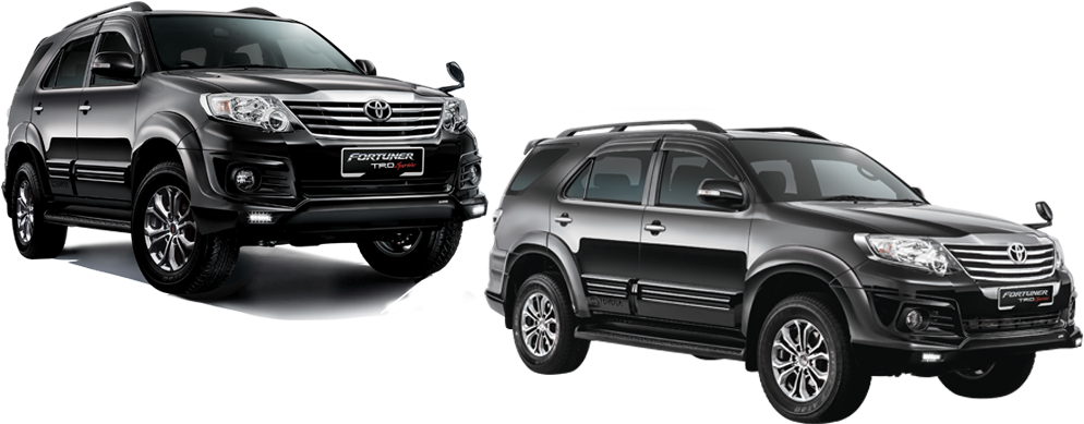Download Engine Black Fortuner Car Photos Hd Png Image With No