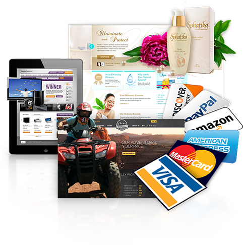 Kenya Ecommerce Website Design - Ecommerce Website (482x486), Png Download
