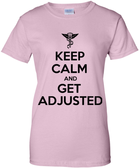 Keep Calm Ladies' 100% Cotton T-shirt - I M Aquarius And I Love Libra (560x560), Png Download