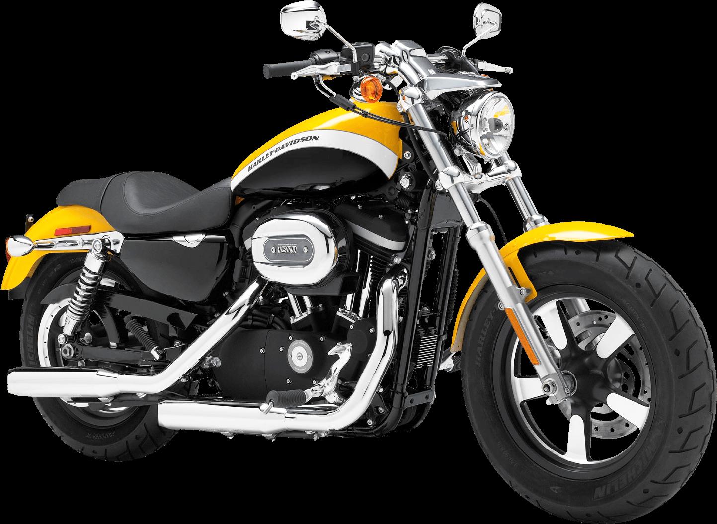 Bullet Source - Harley Davidson Bike Image Free Download (1546x1140), Png Download