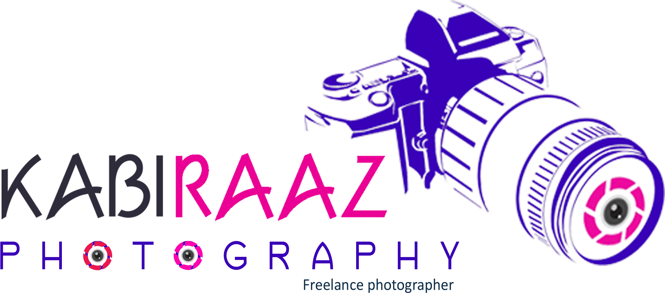 Download Kabiraaz Photography Logo Dslr Camera Logo Png Png Image With No Background Pngkey Com