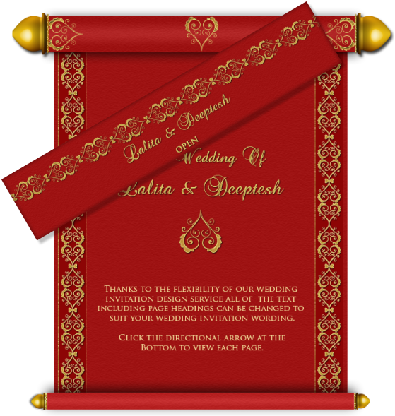 Download Border Designs For Indian Wedding Cards Wwwimgkidcom Hindu Wedding Invitation Card Design Png Image With No Background Pngkey Com