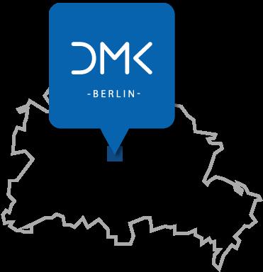 Dmk Standort Berlin - Berlin (417x417), Png Download