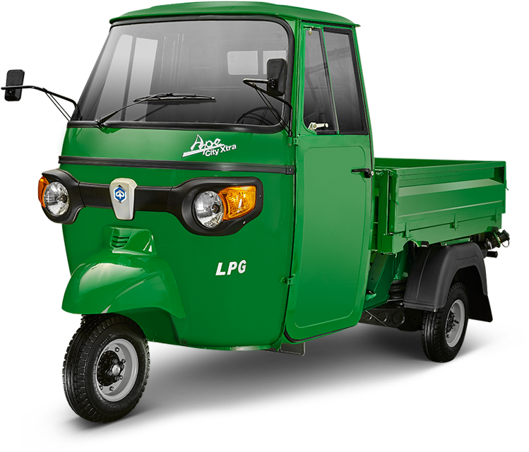 Download Key Features Piaggio Ape City Auto Png Image With No