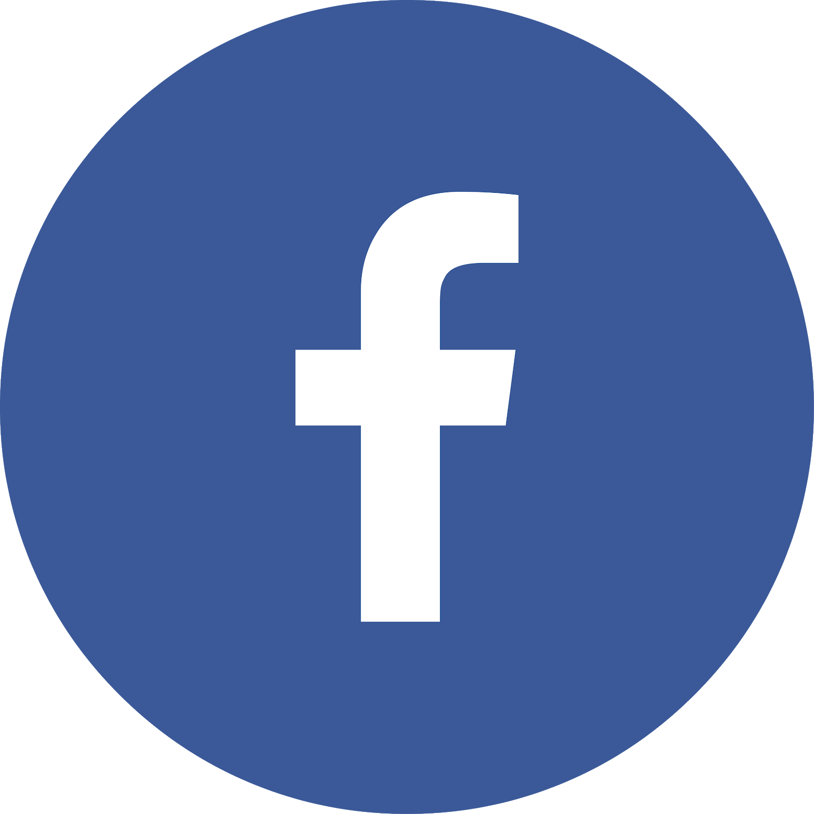 Facebook - Facebook Icon Circle Svg (470x470), Png Download
