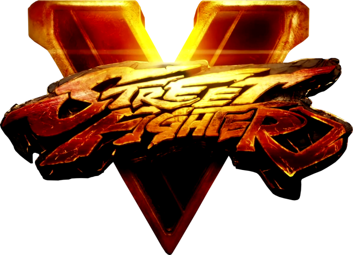 Download Street Fighter V Logo Street Fighter Logo Png Png Image