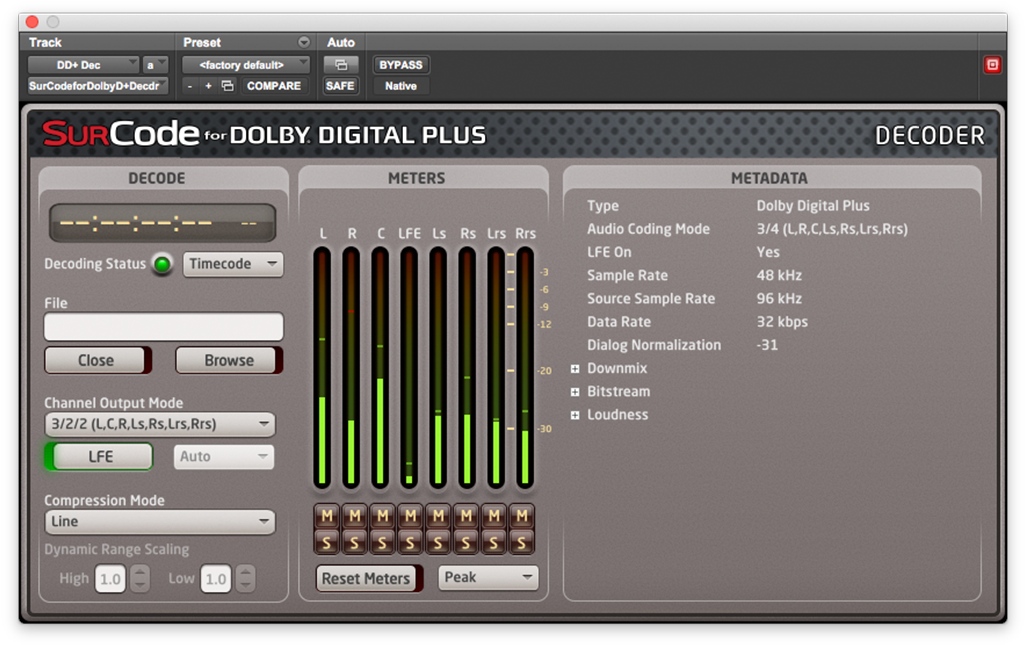 Download Previous Next - Surcode For Dolby Digital 5 1 PNG