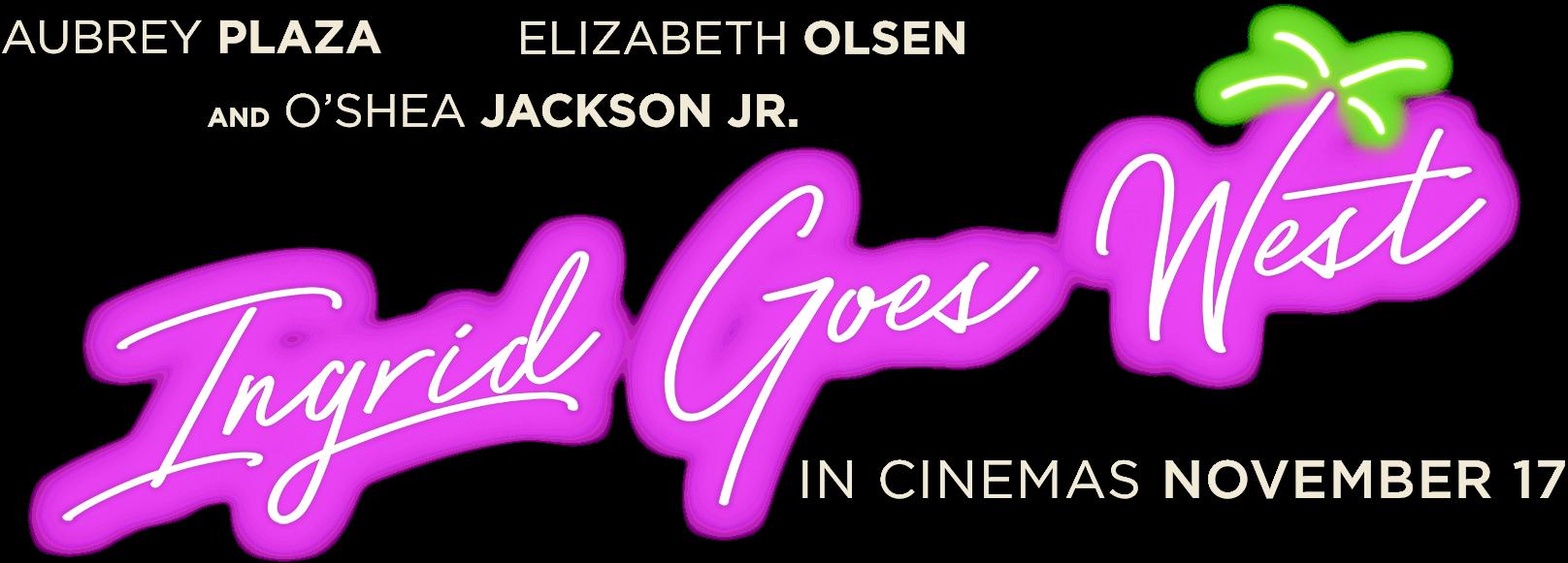 Ingrid Goes West 2017 Logo Png (1667x605), Png Download