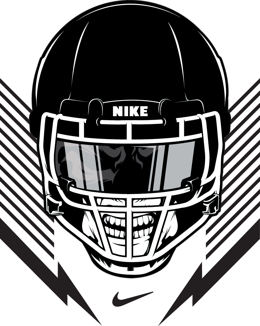 To Domi Outline-all Black - Nike Opening (889x1114), Png Download