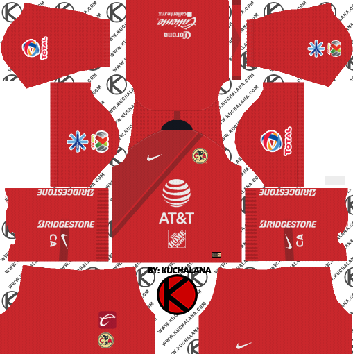 Download Club America 2018/19 Kit - Dream League Soccer Kit Chelsea