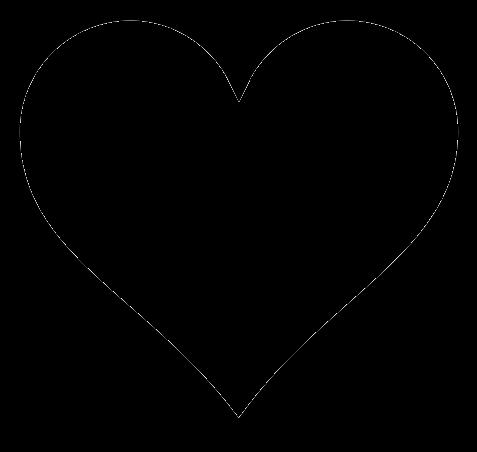 Download Heart Outline