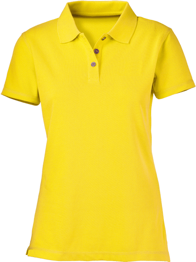 229ecc9d ... authentic plain canary yellow womens polo shirt polo blouse for ladies  plain 538x538 bbab4 aedcc