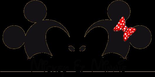 Download Minnie And Mickey Logo By Stanislaus Hartmann Md Minnie