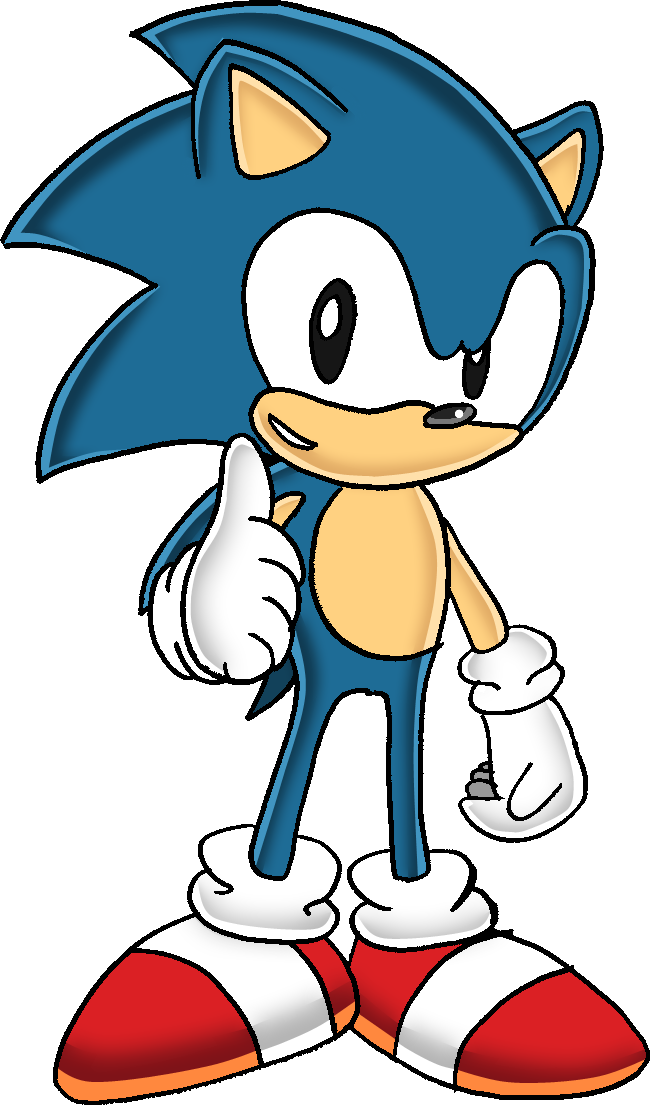 Download Sonic The Hedgehog Clipart Classic Classic Sonic The Hedgehog Characters Png Image With No Background Pngkey Com