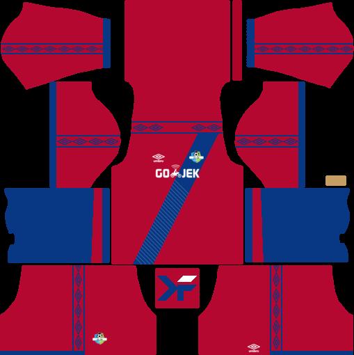 Download Liga 1 All Stars Dls/fts Fantasy Kit - Kits Dls Psg 2019