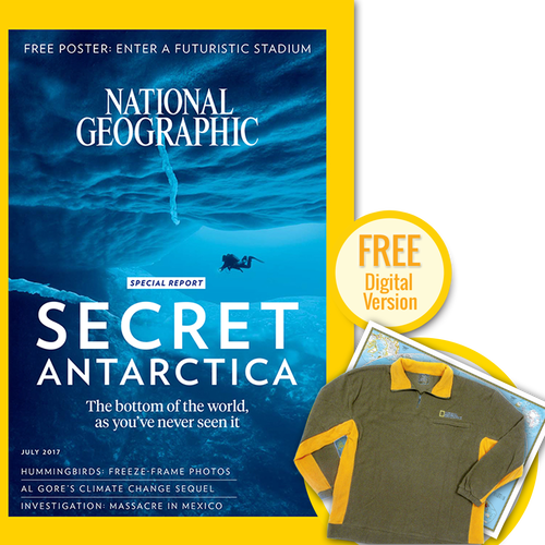 National Geographic Magazine (500x500), Png Download