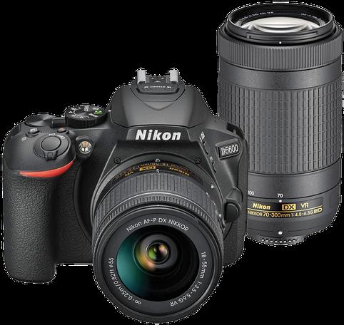 Download Nikon D5600 Af P 18 55mm Vr Af P 70 300mm Ed