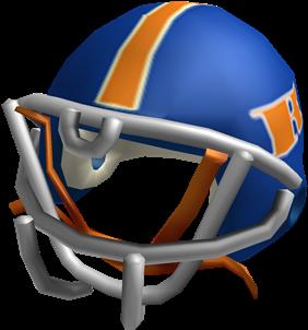 Roblox Warriors Football Helmet - Roblox Football Helmet (420x420), Png Download