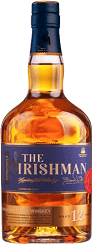 Irishman Founder's Reserve Blended Whiskey (300x600), Png Download