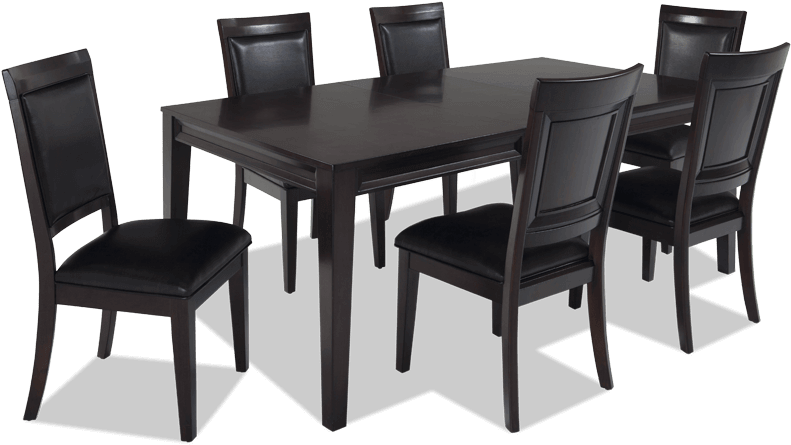 Download Dining Room Table Png Photos - Bob\'s Furniture ...