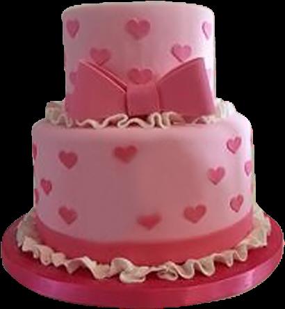 Download Cake Design Fo Girls Barbie Theme Birthday Cake Png Image