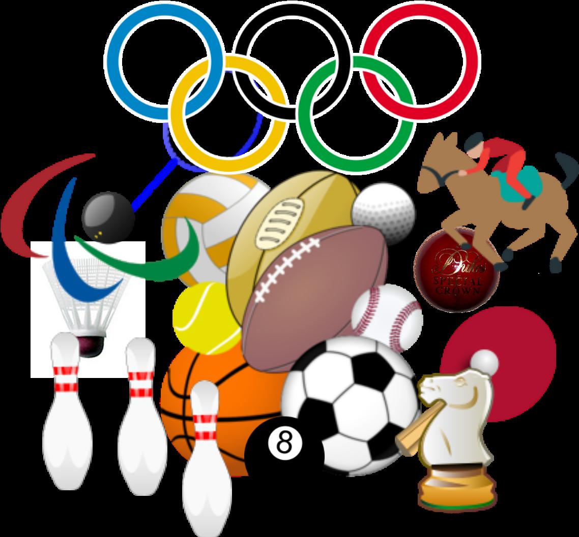 Эмблемы спорта картинки