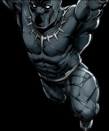 Download Black Panther Black Panther Comic No Background