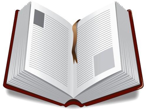 Open Book Free Png Image - Open Book Png (620x465), Png Download