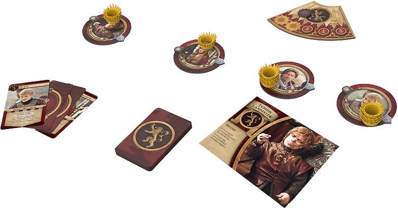 1 Ffhbo11 Web H N Sp 002v - Game Of Thrones - The Iron Throne Board Game (880x460), Png Download