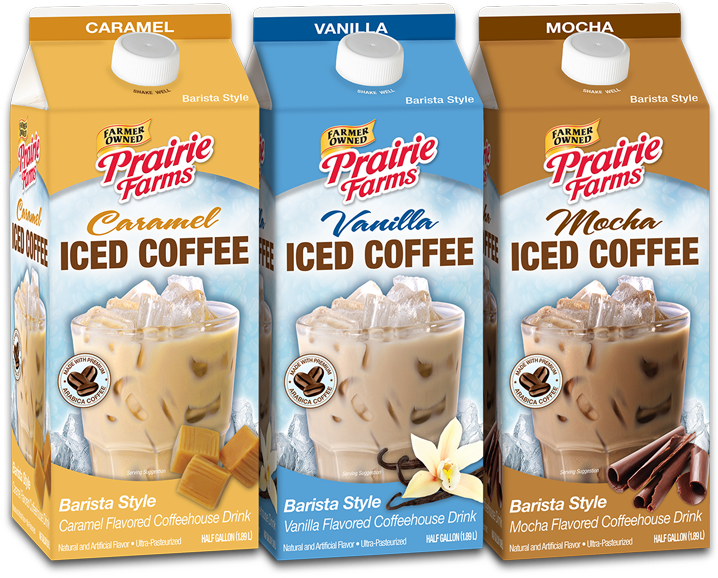 Download Iced Coffee Prairie Farms Caramel Iced Coffee Png Image With No Background Pngkey Com
