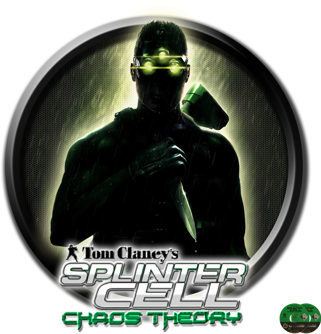 Download Liked Like Share Chaos Theory Sam Fisher Splinter