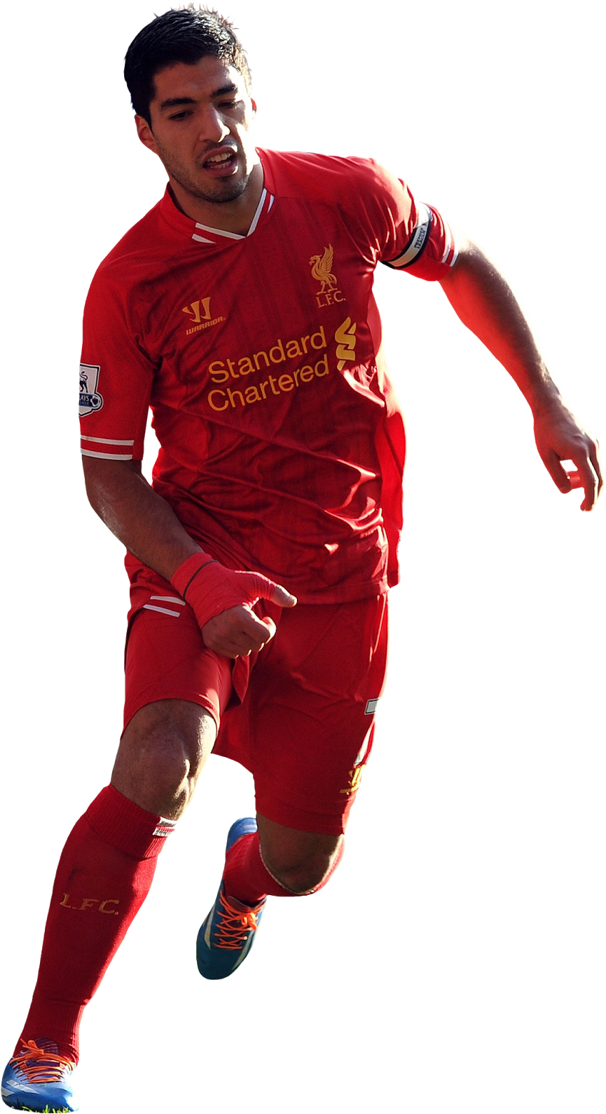 Download Luis Suarez Of Liverpool Fc Luis Suarez Liverpool Png Png Image With No Background Pngkey Com